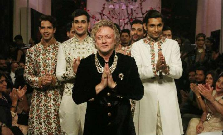 Rohit Bal Gay Celebrity