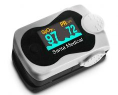 Santamedical Finger Pulse Oximeter Review
