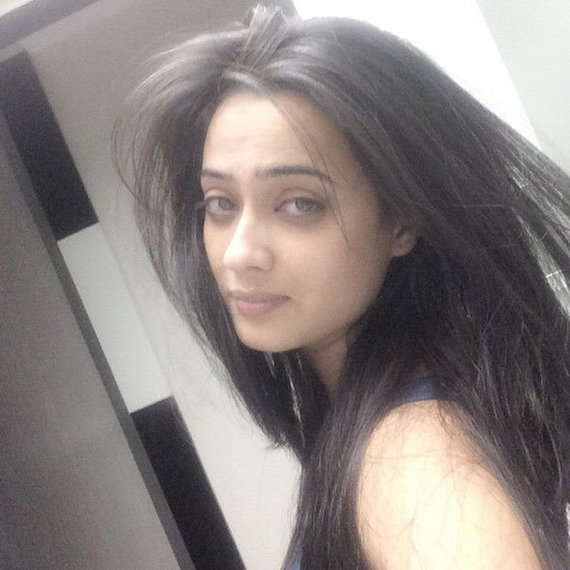 Shweta Tiwari No MakeUp