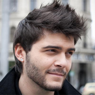 Spiked Mens Hair Popular Haircuts For Men in 2018