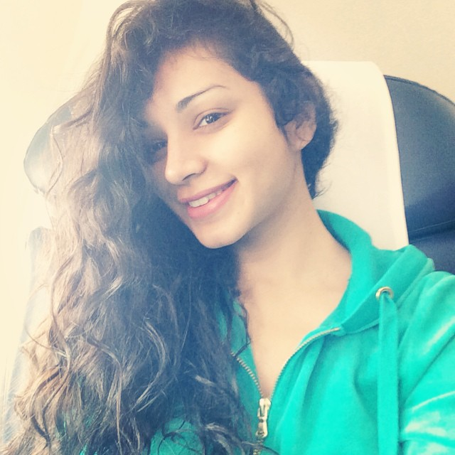 Sukirti Kandpal no makeup