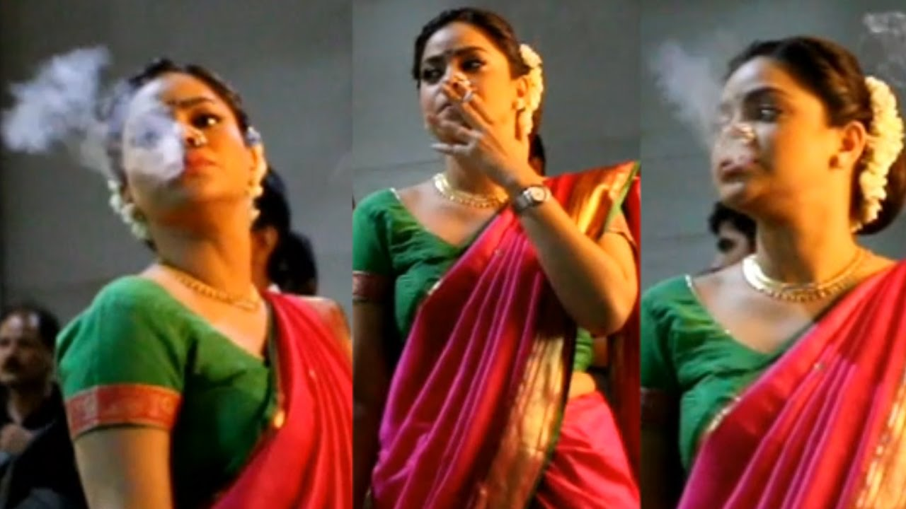 Sumona Smoking Real Life Smoking