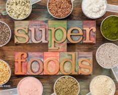 Top Superfoods to eat