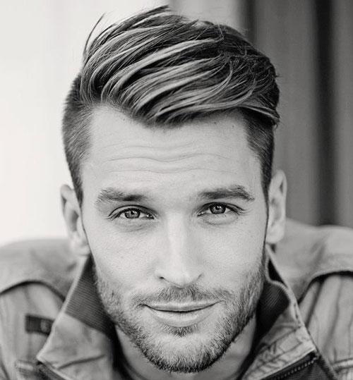 Top Sweep Popular Haircut For Men in 2018