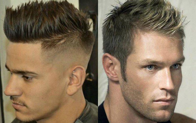 UNDERCUT FAUX HAWK Popular Haircut For Men in 2018