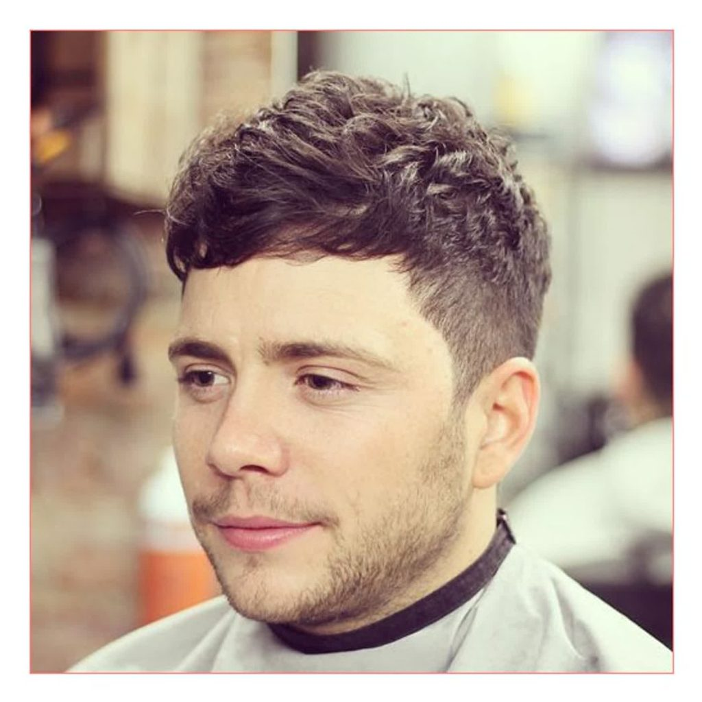 Wavy Popular Haircut For Men in 2018
