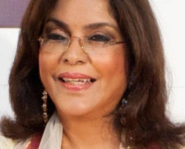 Zeenat Aman Bollywood Actress Hairstyle