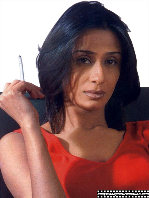 Anchit Kaur Real Life Smoking