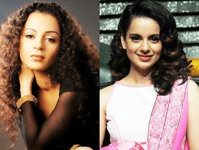 Kangana Ranuat Bollywood Actress Plastic Surgery