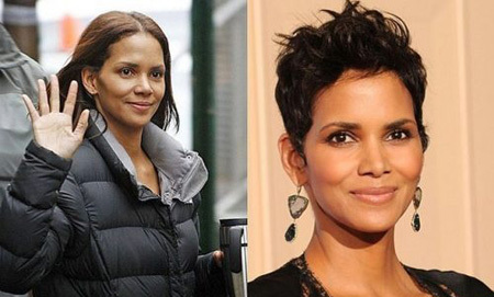 Halle Berry No Make Up