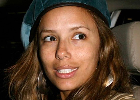 Eva Longoria No Make Up