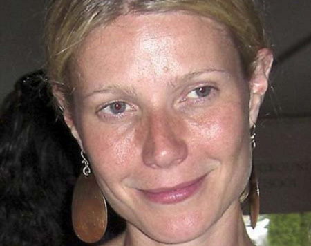 Gwyneth Paltrow No Make Up