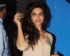 Deepika No Makeup Look at Ex Boyfriend Birthday