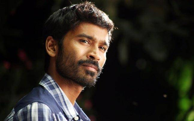 dhanush No Makeup