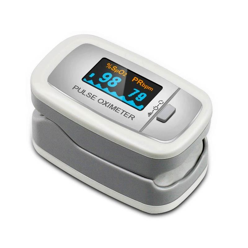 easy home deluxe pulse oximeter