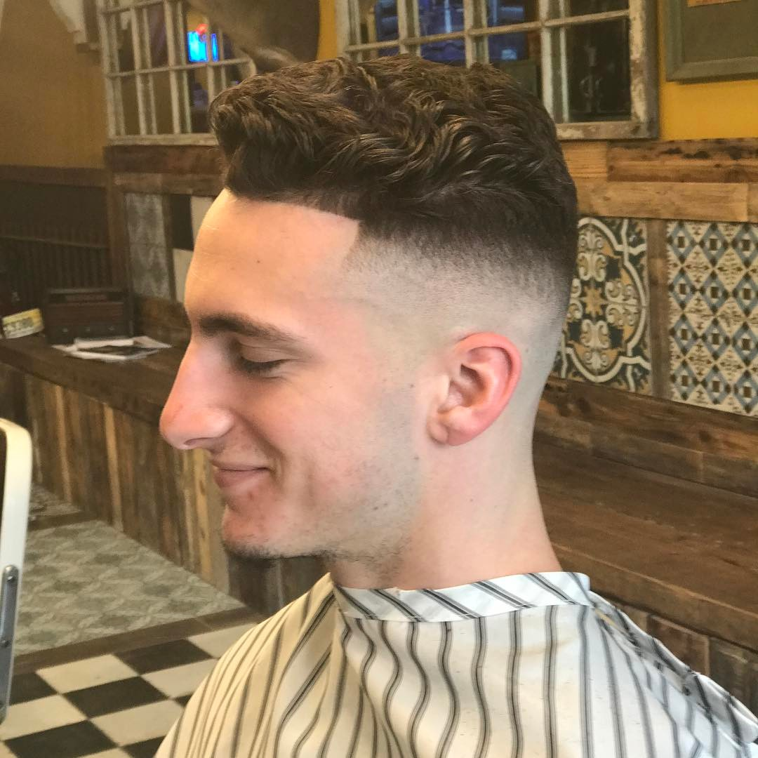 high skin fade Popular Haircut For Men in 2018