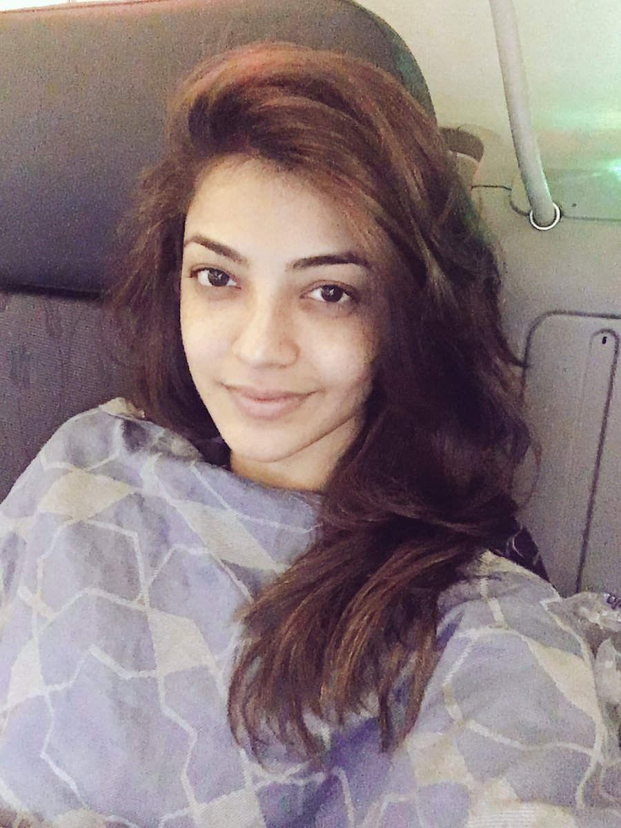 kajal aggarwal no makeup