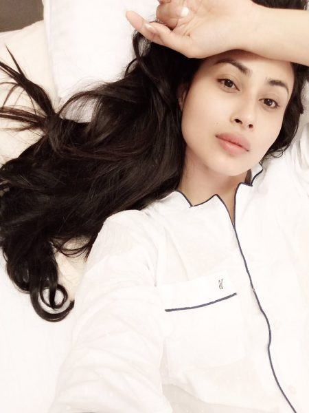 Mouni Roy No MakeUp