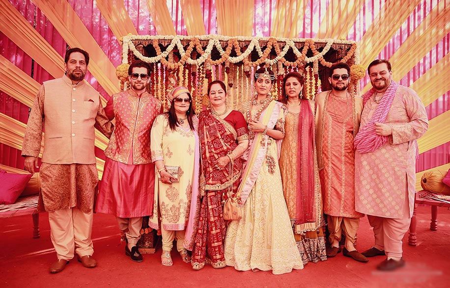 Neil Nitin Mukesh & Rukmini Sahay Wedding 2017