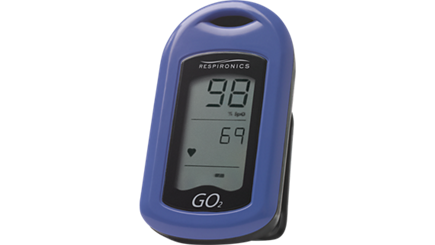 go2 philips pulse oximeter review