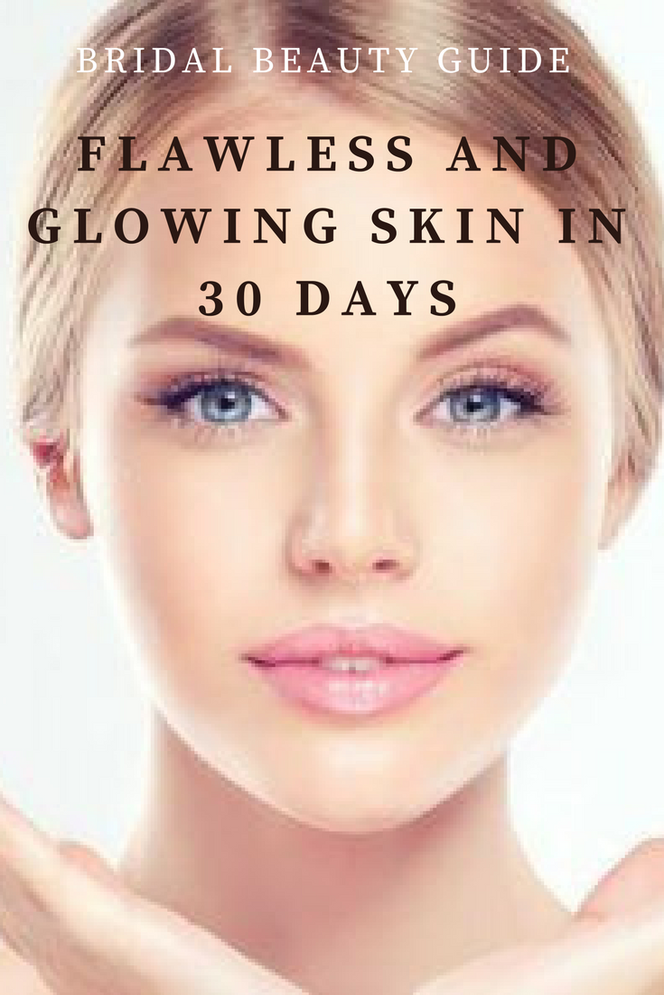 Glowing SKin in 30 days