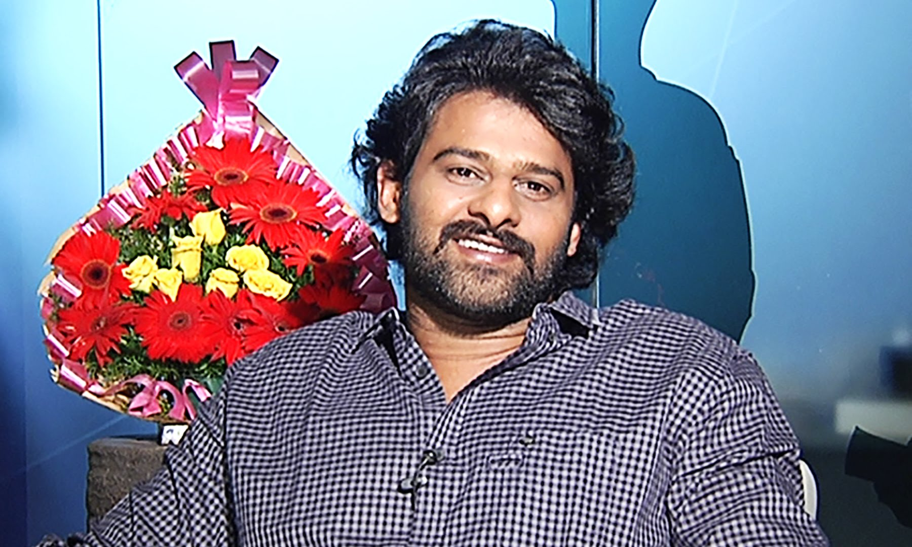 prabhas No Makeup