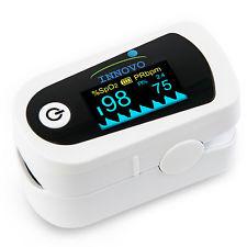 innovo deluxe fingertip pulse oximeter