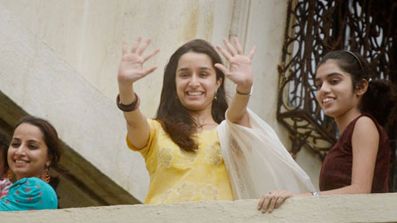 Shraddha Kapoor No Makeup