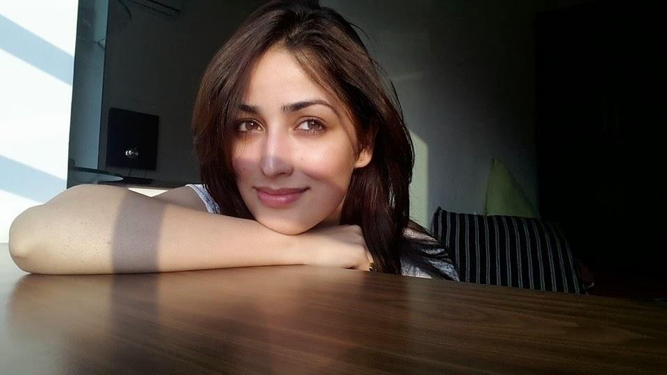 Yami Gautam No Makeup