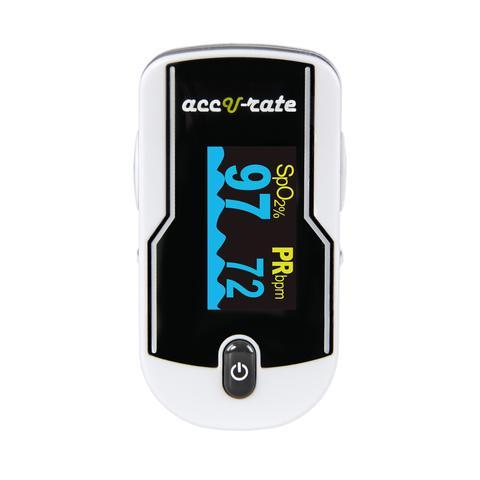 Acc U Rate 430-DL Professional Pulse Oximeter