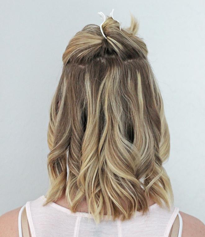 Alternating Bottom Curls Hairstyles For Women