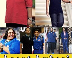 Anant Ambani Weight Loss 00