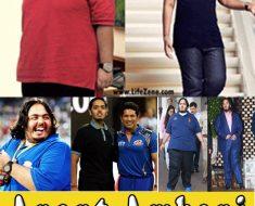 Anant Ambani Weight Loss 00