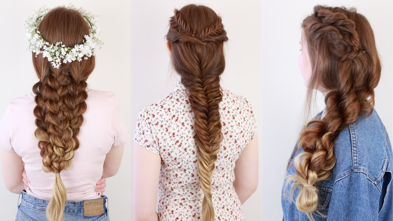 Boho Braid Long Hairstyles