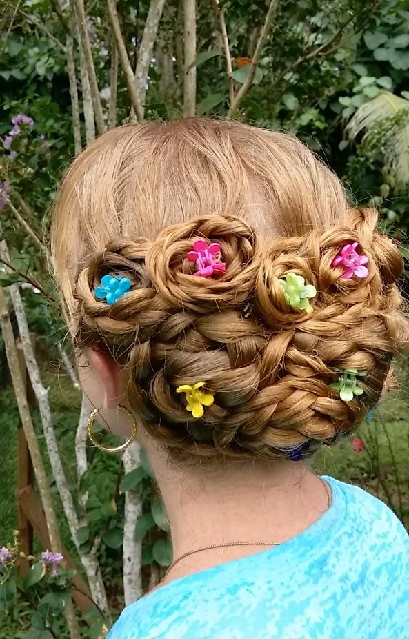 Bouquet Bun