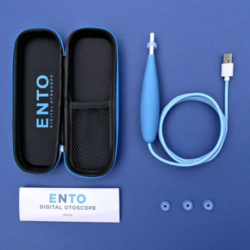 Ento Digital Otoscope Professional Otoscope