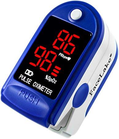 FaceLake FL400 Professional Pulse Oximeter