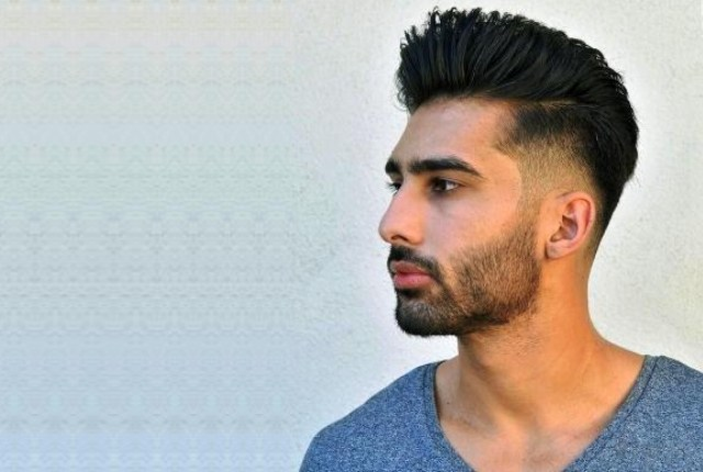 Flat Top Hairstyles for Boys