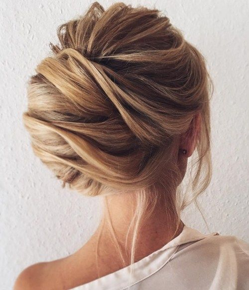 French Twist Bun