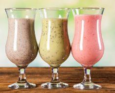 Healthy Diet Protein Shakes