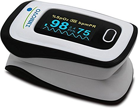 Innovo Deluxe Fingertip Professional Pulse Oximeter