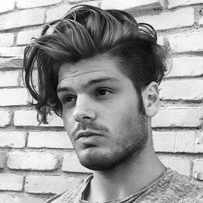 Long Undercut Hairstyles for Boys