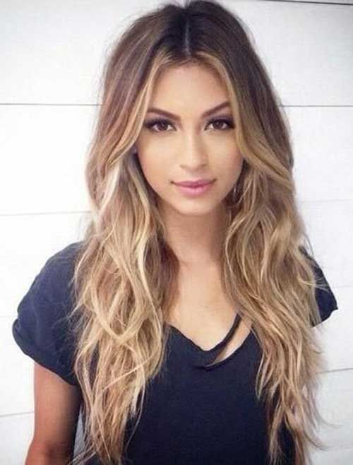Long Wavy Style Long Hairstyles