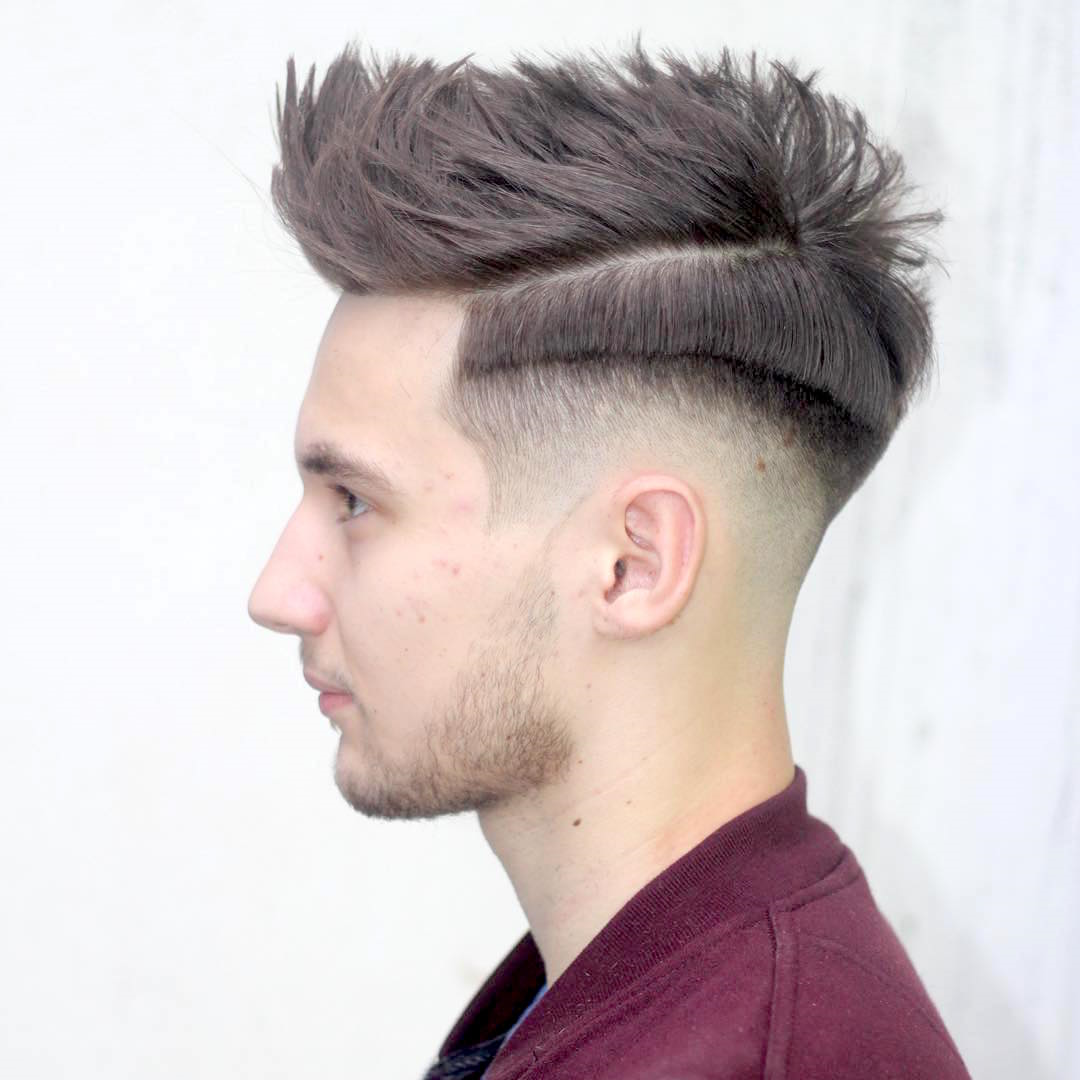 Low Fade Hairstyles for Boys
