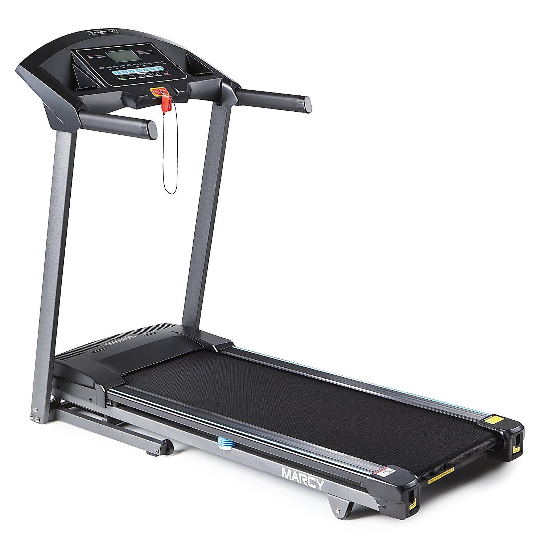 Marcy Folding Motorized Treadmill