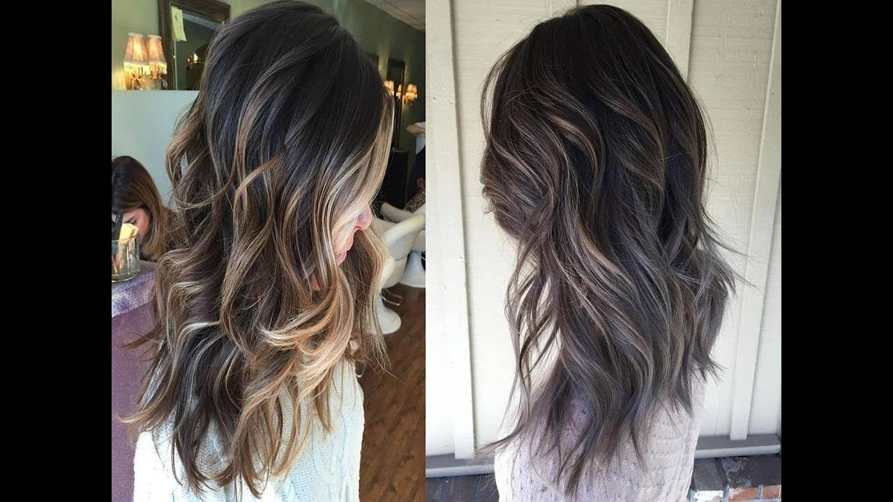 Multi Layered Mix Long Hairstyles