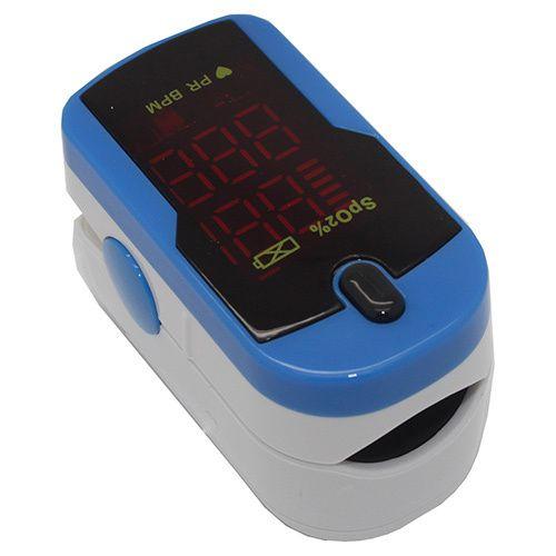 Santamedical Deluxe SM-110 Professional Pulse Oximeter
