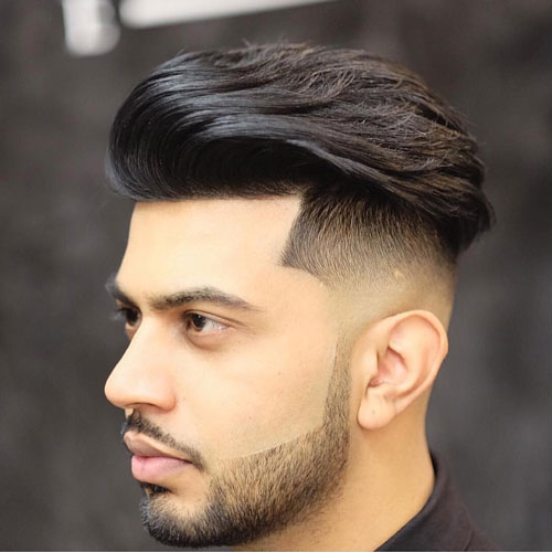 Shape Up Undercut Hairstyle for Men 2018