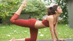 Shilpa Shetty Yoga