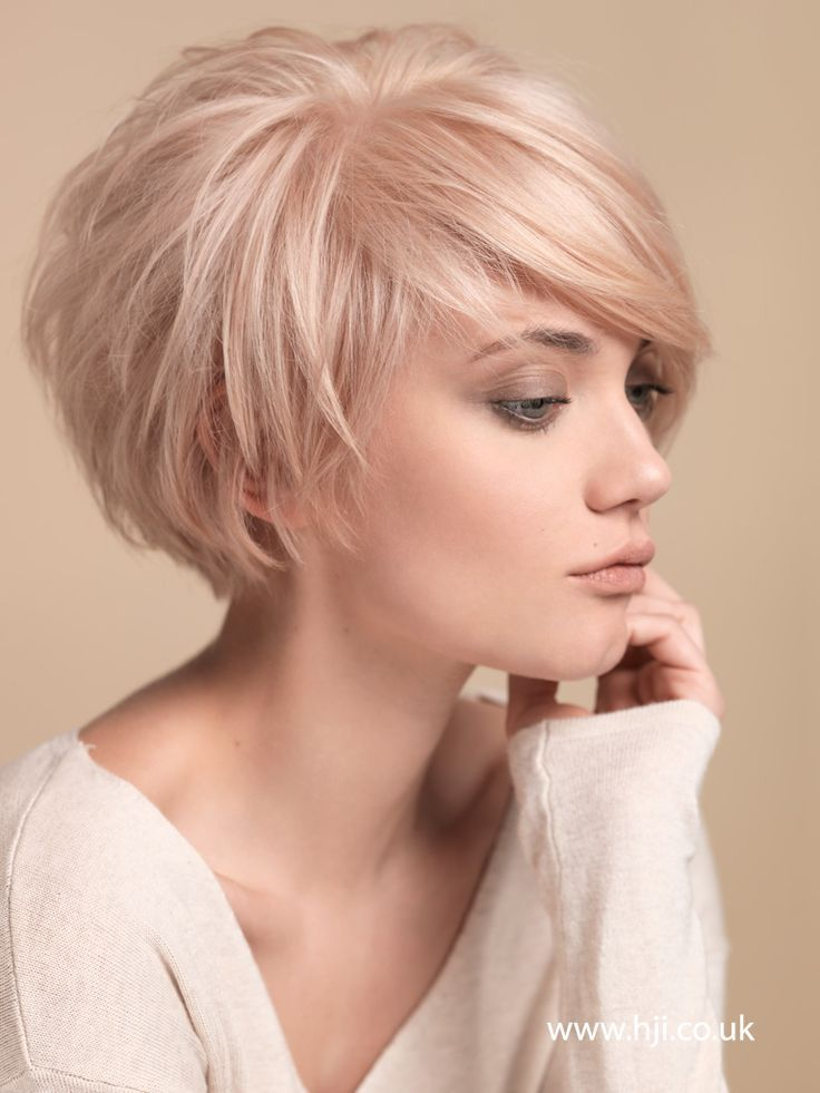 Short Crop Hairstyles For Women